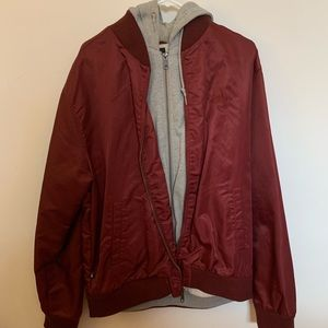 Men's Obey Bomber Jacket